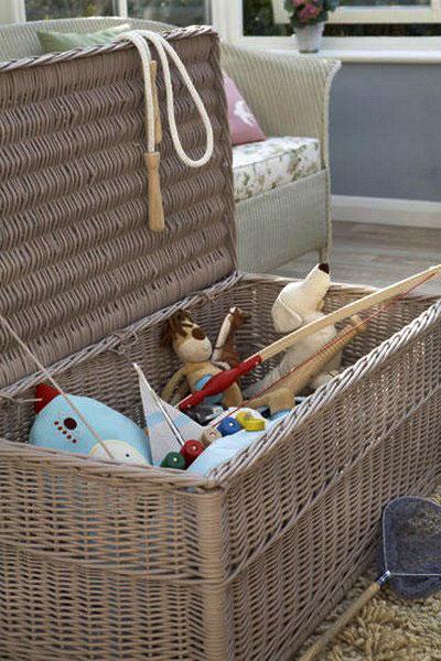 Корзины под игрушки большие купить ткань оксфорд в новосибирске